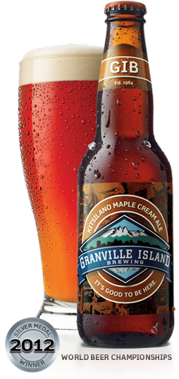 Granville Island Kitsilano Maple Cream Ale