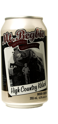 Mt. Begbie High Country Kolsch