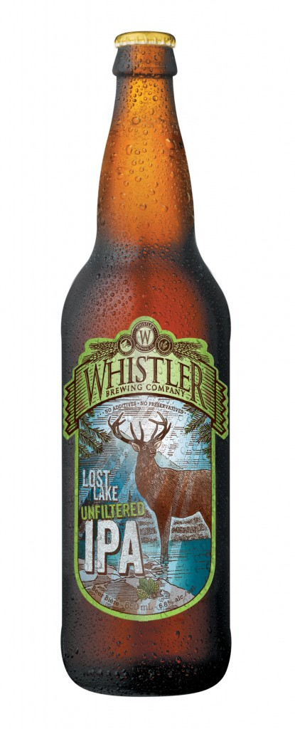 Whistler Lost Lake IPA