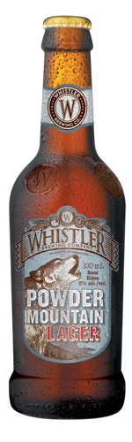 Whistler Powder Mountain Lager